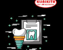 Pasang gigi palsu di dokter gigi Semarang